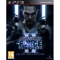 Star Wars The Force Unleashed II 2 Collector's Edition Game