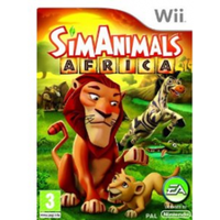 SimAnimals Africa Game