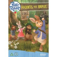 Peter Rabbit: Rabbits Are Brave DVD