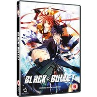 Black Bullet: Complete Season Collection DVD