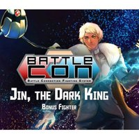 BattleCON: Jin, The Dark King Expansion Board Game