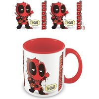 Deadpool - From Awesome To Gruesome Red Mug