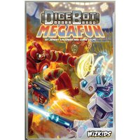 Dicebot Megafun Board Game