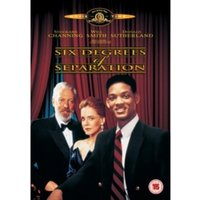 Six Degrees Of Separation DVD