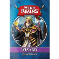 Hero Realms: Character Pack - Wizard (1 Pack) Board Game