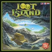 Loot Island Board Game