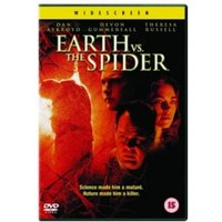 Earth Vs The Spider DVD