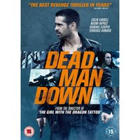 Dead Man Down DVD