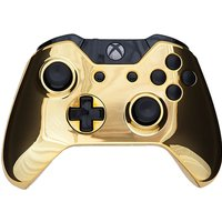 Gold & Black Edition Xbox One Controller