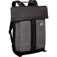 Wenger Metro 16inch Flapover Laptop Backpack with Tablet Pocket
