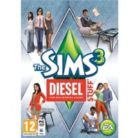The Sims 3 Diesel Stuff Expansion Pack Game