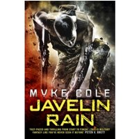 Javelin Rain (Reawakening Trilogy 2) : A fast-paced military fantasy thriller