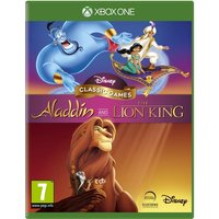 Disney Classic Games Aladdin and The Lion King Xbox One Game