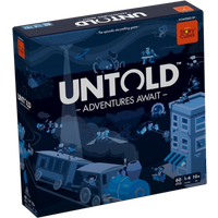 Untold: Adventures Await Board Game