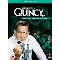 Quincy M.E. - Series 1 And 2