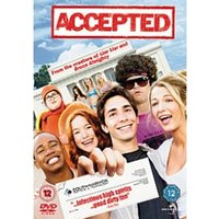 Accepted DVD