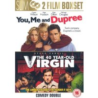 You, Me And Dupree/The 40 Year Old Virgin DVD