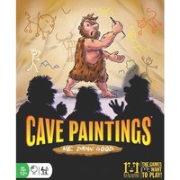 Cave Paintings: Me Draw Good