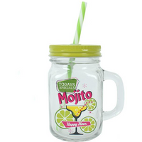 Mojito Mason Drinking Jar Pack Of 12