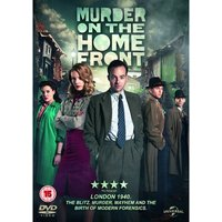 Murder On The Home Front DVD