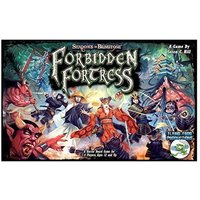 Shadows of Brimstone: Forbidden Fortress - Core Set Board Game