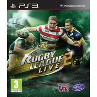 Rugby League Live 2 Game