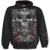 Sands of Death Men's Large Hoodie - Black