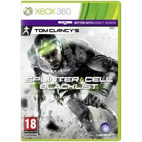 Tom Clancys Splinter Cell Blacklist (Kinect Compatible) Game