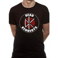 Dead Kennedys Brick Logo T-Shirt X-Large - Black