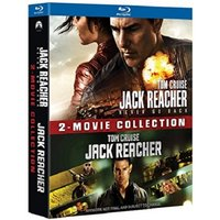 Jack Reacher: 2-Movie Collection Blu-ray
