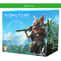 Biomutant Collector's Edition Xbox One Game