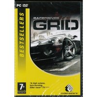Race Driver GRID Game (Best Sellers)
