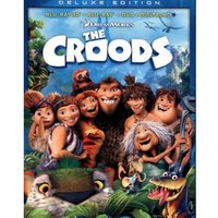 The Croods Deluxe Edition Blu-ray 3D + Blu-ray + UV Copy