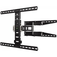 Ultraslim FULLMOTION TV Wall Bracket 5 stars XL 178cm (70) Black