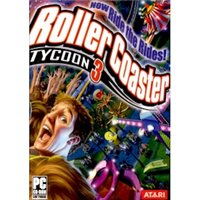 Rollercoaster Tycoon 3 Game