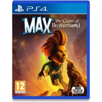 Max The Curse Of The Brotherhood PS4 Game
