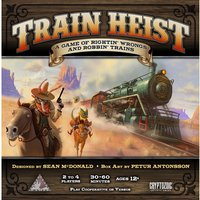 Train Heist Board Game (2017)