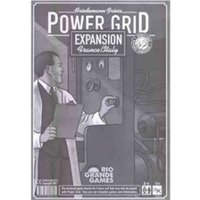 Power Grid Expansion Italy & France Expansion Board Game