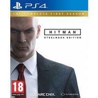 Hitman The Complete First Season Steelbook PS4 Game