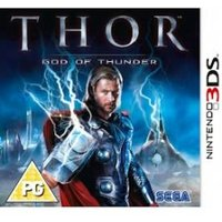 Thor The Video Game 3DS