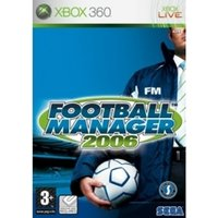 Ex-Display Football Manager 2006 Game