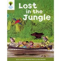 Oxford Reading Tree: Level 7: Stories: Lost in the Jungle by Roderick Hunt (Paperback, 2011)