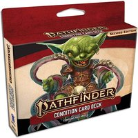 Pathfinder RPG Second Edition Condition Card Deck