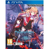 Operation Abyss New Tokyo Legacy PS Vita Game