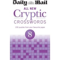 Daily Mail All New Cryptic Crosswords 8