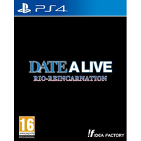 Date A Live Rio Reincarnation PS4 Game