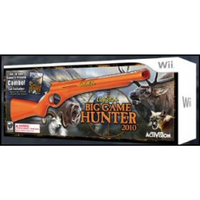 Cabelas Big Game Hunter 2010 Game With Gun Attachment