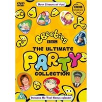 Cbeebies The Ultimate Party Collection DVD