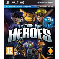 PlayStation Move Heroes Game