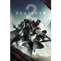 Destiny 2 Key Art Maxi Poster